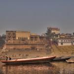 Ghaat at Kashi