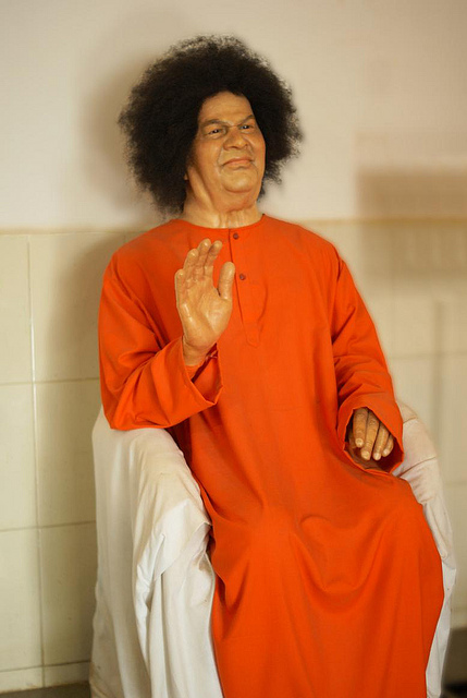 Satya Sai Baba Photos Live Darshan Of Indian Temples
