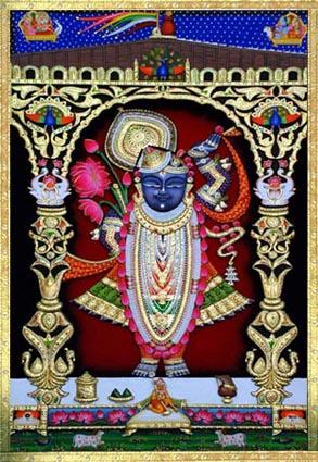 Experience Divine Feelings Best with Shreenathji Live Darshan, Shreenathji Temple